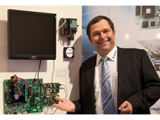 Werner Ressle presents Kontron's new application ready industrial automation platform
