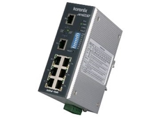 Dual homing technology for JetNet managed switches