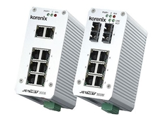 JetNet 3008 series Ethernet switches are compliant with heavy industry and severity testing standards