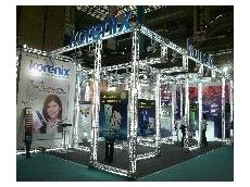 Korenix Technology booth at Computex 2008