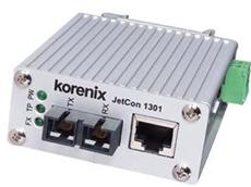 JetCon 1301 fiber converter