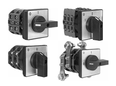 C, CA, CAD and L-series switches from Kraus & Naimer