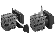 DH, DHR, DK and DKR type control switches from Kraus & Naimer