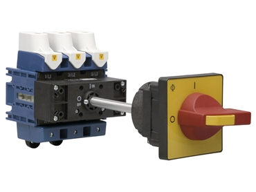 Isolating Switches designed for maximum safety