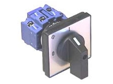 KG10B 4-pole On Off switch from the Kraus & Naimer KG-series of industrial modular switches