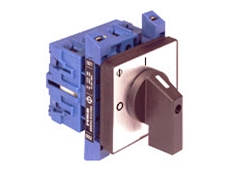 KH/KHR-Series industrial switches from Kraus & Naimer