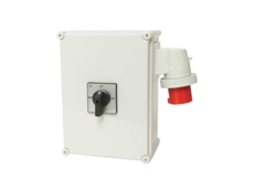 Kraus & Naimer focus on their range of changeover switches
