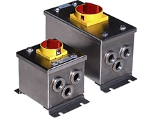 6S Series stainless steel enclosures