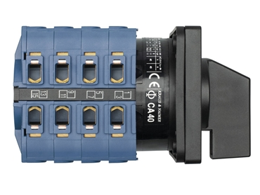 Industrial strength Rotary Cam Switches
