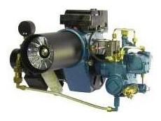 BR Series waste oil burner