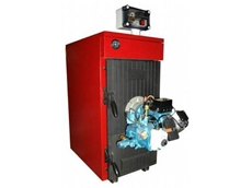 SF6 hydronic boilers are fitted with an LAE electronic thermostat and JUMO safety thermostat