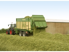 MX350 GD silage wagon