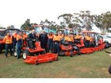 Kubota Tractor Australia