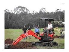 Kubota's New U15-3 Excavator is Booming Marvelous!