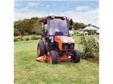 New Cab Compact Tractor