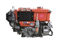 RK Series Horizontal Diesel Engine from Kubota