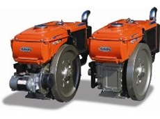RT Plus Horizontal Engines available from Kubota