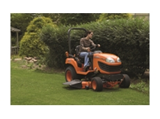 The BX1860 versatile 4WD sub compact tractor