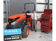 5 star service rating for tractors