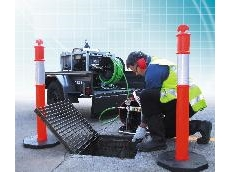 Sewer Jet drain cleaning system uses Kubota Tractor Australia's diesel engine
