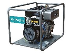 Kubota DA5500E generator.