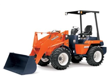 Kubota R-Series wheel loaders are fuel efficient, powerful and deliver outstanding performance.