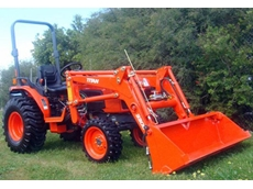 B3300SU special utility tractors deliver higher torque and increased power while reducing emissions