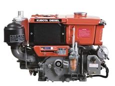 Kubota's RK60 horizontal diesel engine