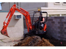 Kubota's U25-3 satifies users