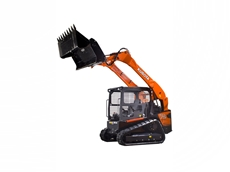 Kubota's new SVL75 compact track loader is designed, engineered and manufactured by Kubota Japan
