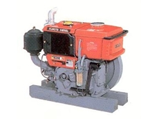 RK60NBE2 water cooled horizontal diesel engines
