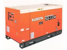 SQ Series diesel generators from Kubota Tractor Australia