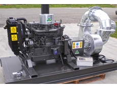 Self priming irrigation pumps from KY General Engineering