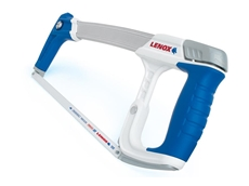 Efficient, easy cutting with LENOX's Hacksaw