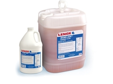 LENOX Sawing Fluids and Lubricants for Increased Tool Life