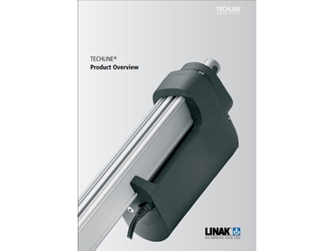 Fully Programmable Electric Linear Actuators by LINAK