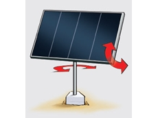 Electric actuators from LINAK ideal for solar tracking applications