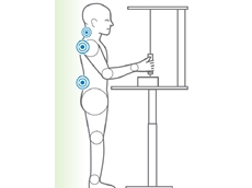 Ergonomic design can increase motivation and satisfaction and ultimately result in better performance and higher productivity