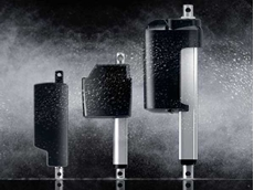 LA14, LA25 and LA36 actuators for dust explosive environments