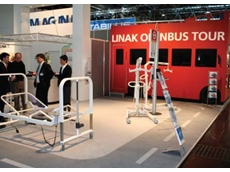 LINAK Australia's Technical Manager reports on MEDICA 2008 Hospital and Care exhibition