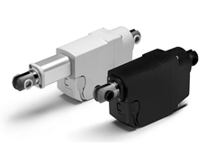 New Compact LA23 Actuators from LINAK with High Push-Pull Strength