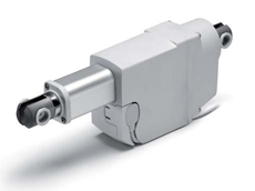 Precise positioning, increased safety and multipurpose usage with the new LINAK LA23 actuators