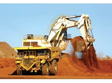 Onboard weighing system for mining excavators