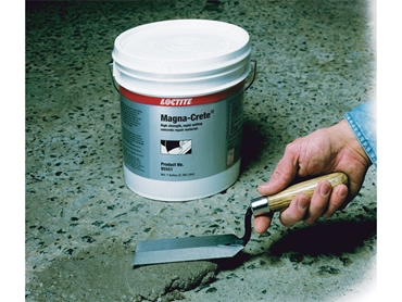 LOCTITE Fixmaster Magna-Crete for concrete repair and grouting