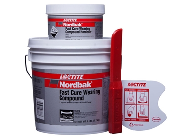 LOCTITE Nordbak Fast Cure Wearing Compound