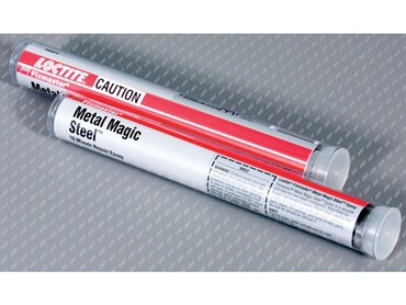 LOCTITE FIXmater Metal Magic steel for dry, damp or underwater surfaces