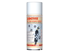 Loctite develops new spray on ceramic shields for welding [video]
