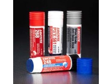 The Loctite semi-solid adhesives.