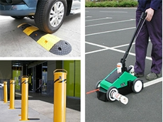 LSP's building maintenance and traffic safety solutions now available online