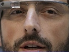 The new Google Glass is a contemporary example of wearable computing